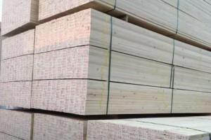成都木材市场成品木龙骨条增多对口岸木材加工积极性有冲击