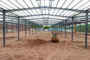 广安市生态木业产业园加快建设
