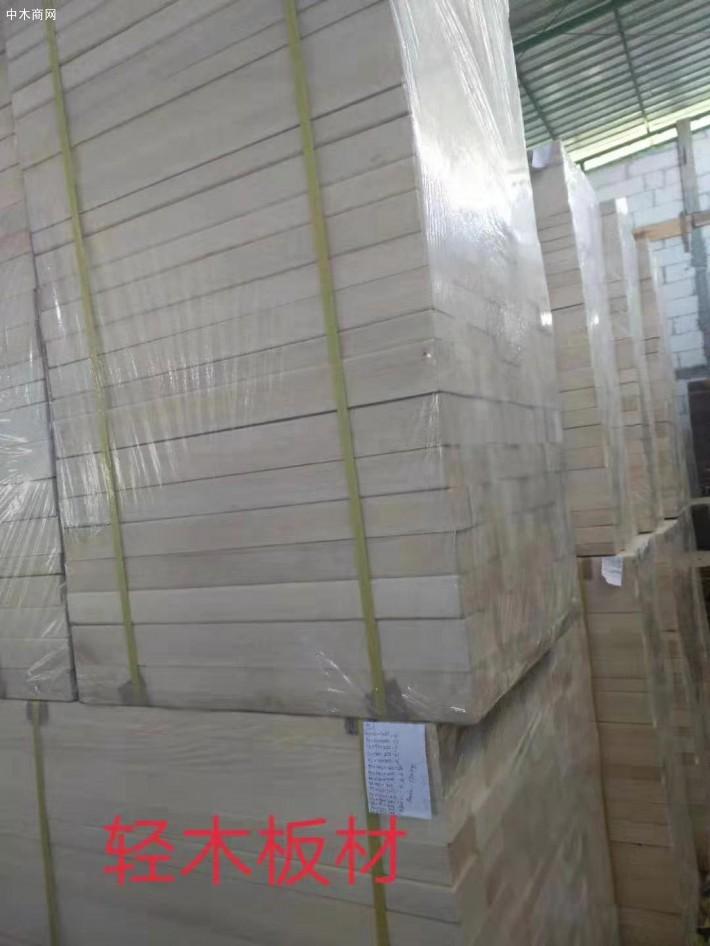 印度尼西亚轻木板材生产厂家高清视频图片