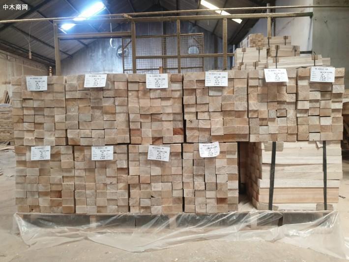印尼轻木方木balsa wool原产地直销厂家