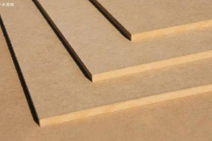 中纤板材市场震荡不安