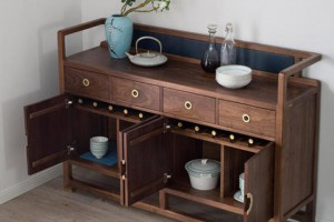 美国核桃木板材的优缺点能做家具吗?