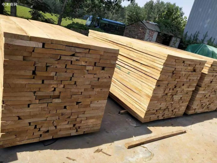白杨木烘干板材加工厂家批发价格品牌