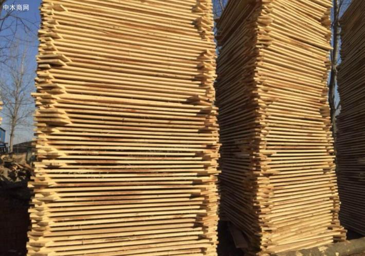 白杨木烘干板材加工厂家批发价格厂家