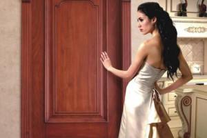 在家装中用实木门好不好及如何挑选呢?