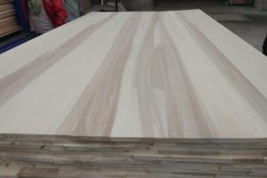碳化杨木直拼板是怎么做的有什么优点?