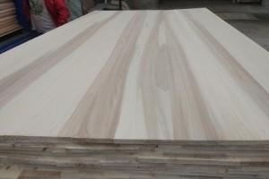 碳化杨木直拼板高清图片