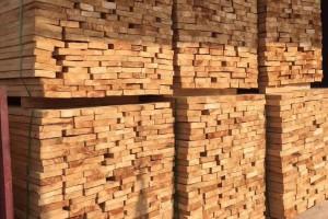 中国海南橡胶木板材木方高清图片