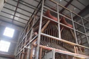 DZW46热水锅炉生产厂家