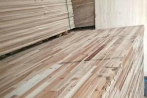 山东杉木直拼板厂家直销价格