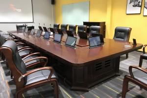 办公室会议桌领导座次安排?
