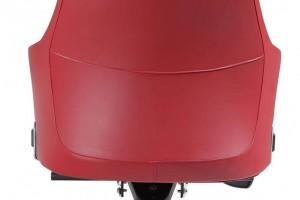 可躺皮座椅中国红A156办公椅厂家直销