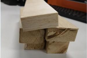 厄瓜多尔巴沙木Blasa轻木原木木方进口
