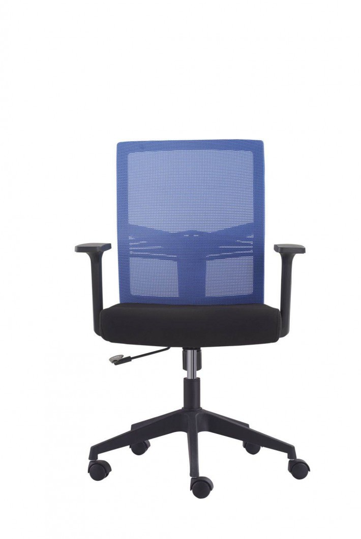 不带头枕的职员椅607B各种颜色网布办公椅批发