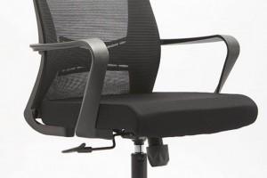 无头枕的网布电脑椅子职员椅856B批发价格