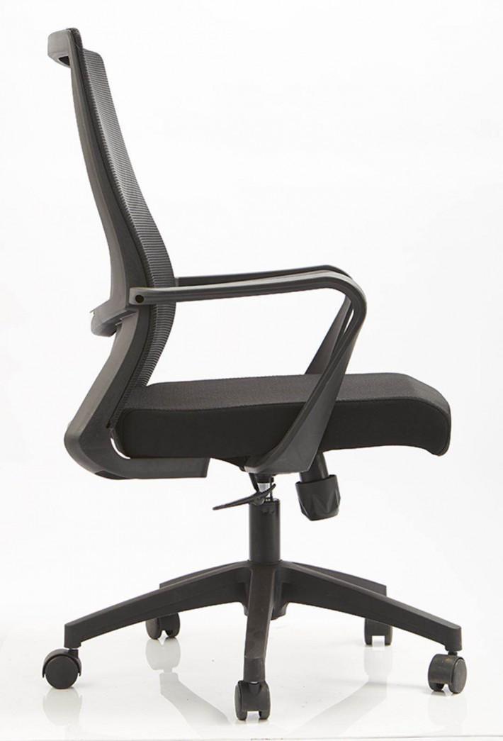 无头枕的会议椅子职员椅A811厂家直销