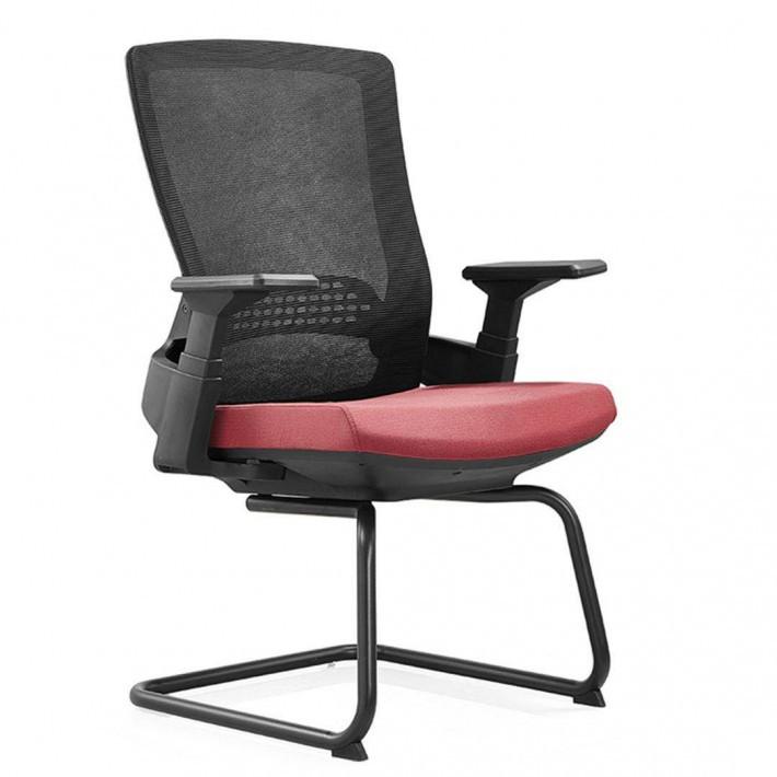 无头枕的职员椅D32图片