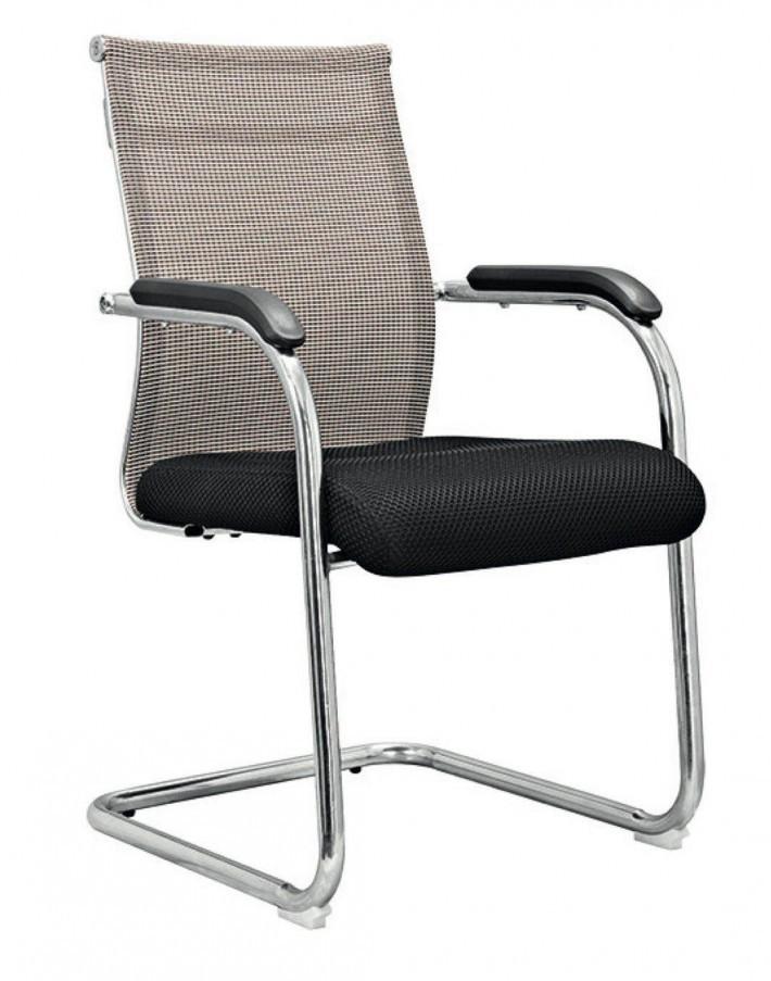 无头枕的网布电脑椅职员椅D086厂家