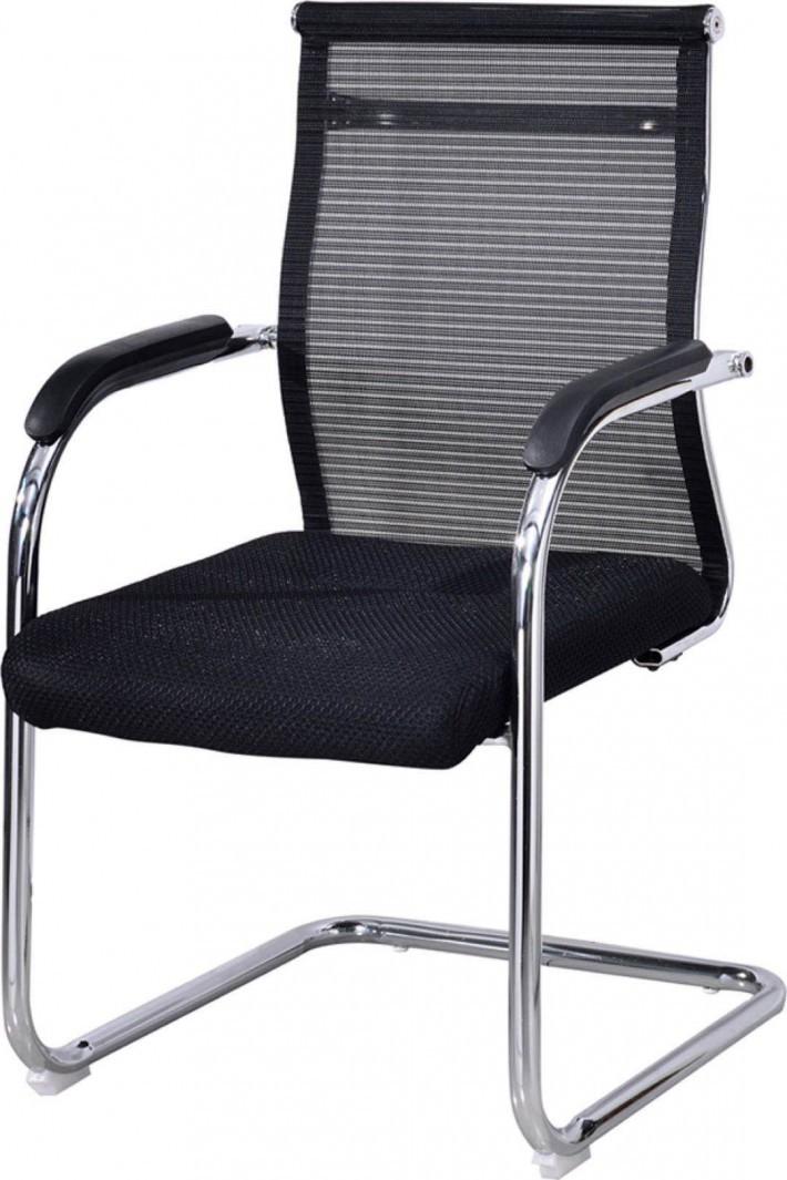 无头枕的职员椅D086厂家