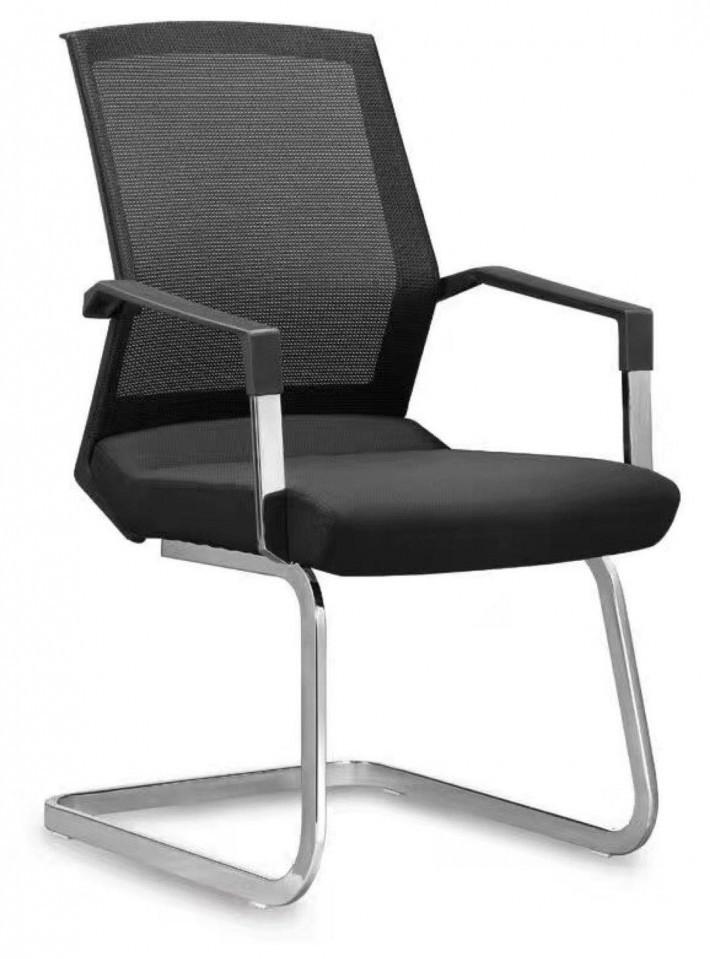 无头枕的网布职员椅子D219生产厂家
