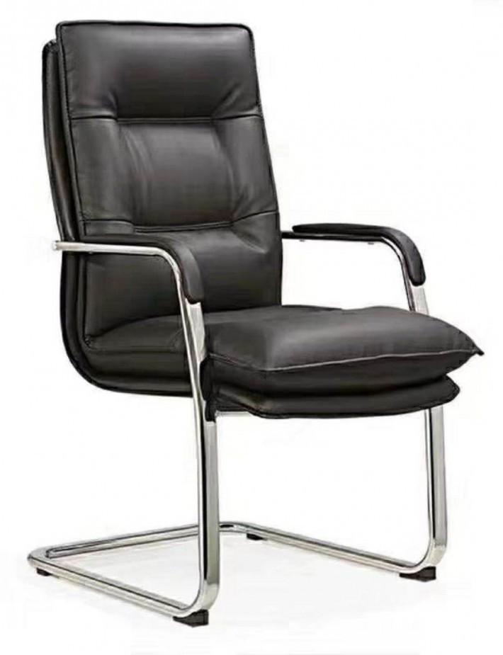 棕色职员皮座椅7012厂家直销