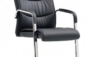 黑色职员椅皮座椅子C37-2