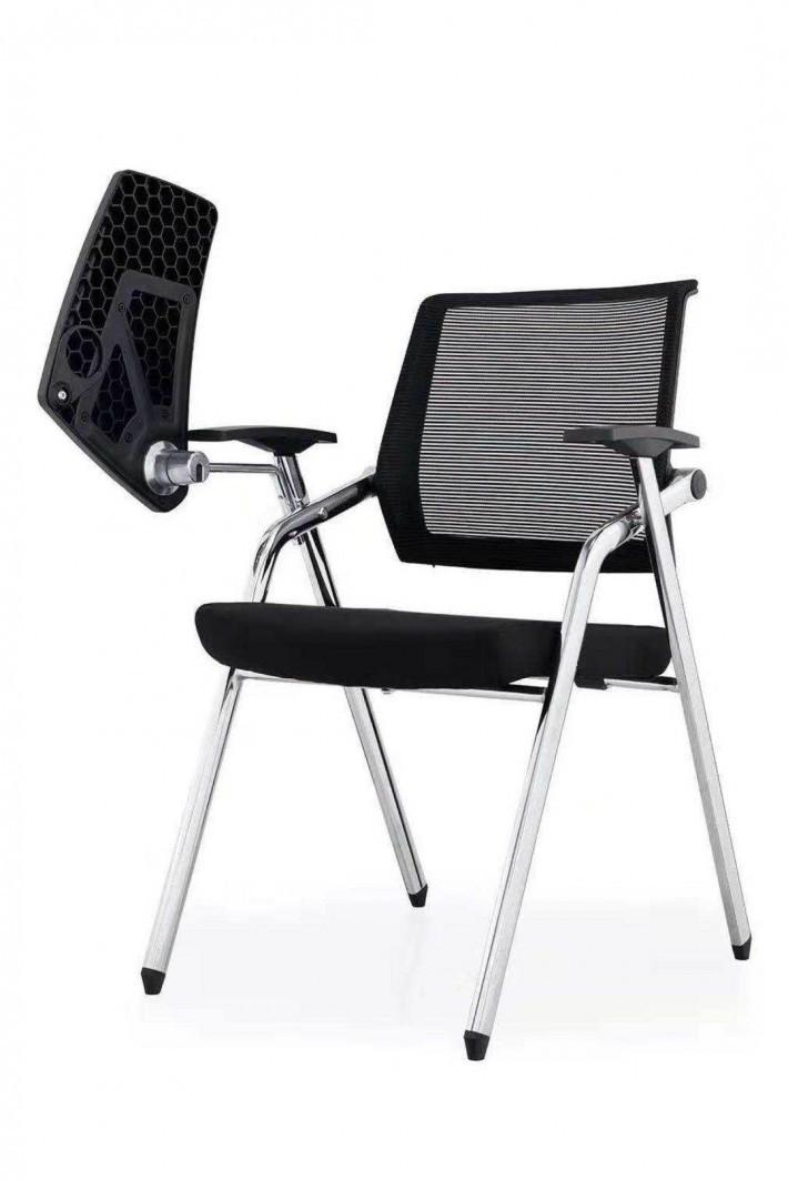 带写字板折叠网布椅子品牌