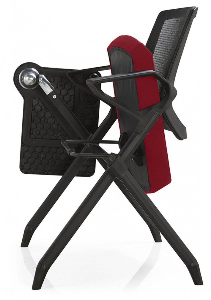 带写字板折叠网布椅子供应