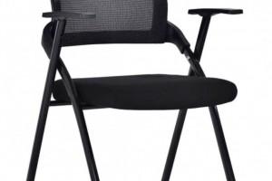 时尚会议椅,学生教学新闻椅可折叠