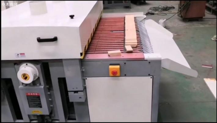 木工机械多片锯板式多片锯分条锯横向多片锯厂家