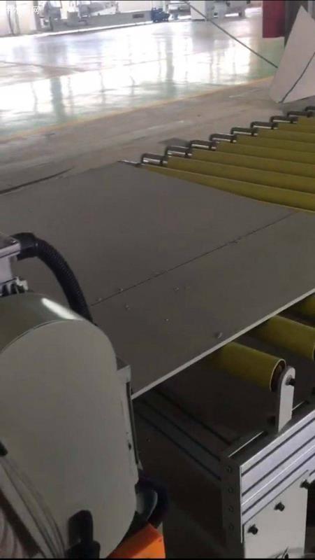 板材硅酸钙板专业开料多片锯图片