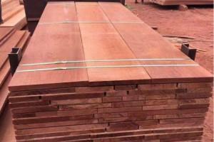 美国热带硬木沙比利贾托巴锯材的进口大幅反弹