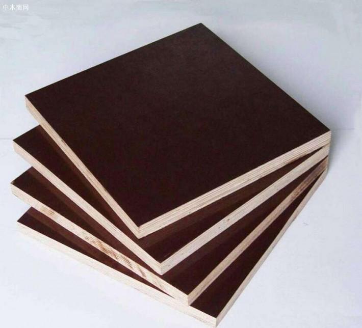 建筑模板生产流程及工艺要求厂家