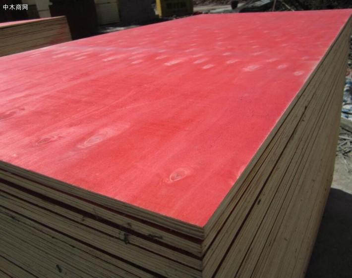 建筑模板生产流程及工艺要求价格