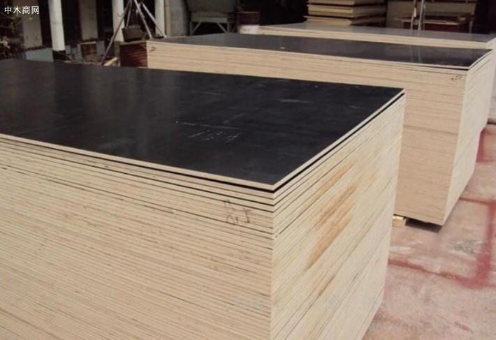 建筑模板多少钱一块今日最新报价价格
