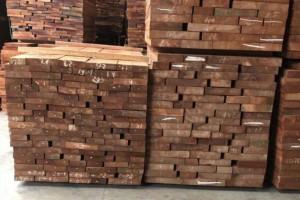 非洲沙比利木板材方料批发价格