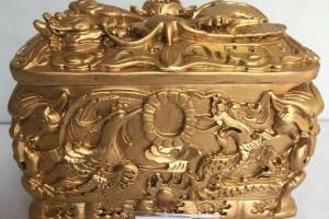 老桑木业骨灰盒高清图片