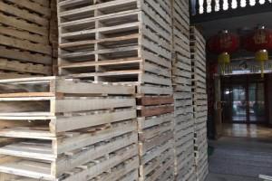 加蓬新税法旨在鼓励更多木制品加工企业