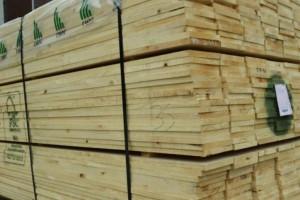 雨季以来木材市场价格处于平稳状态
