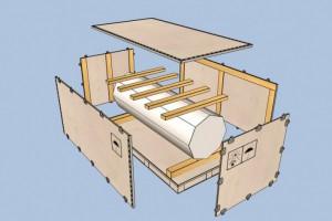 木包装设计系统,木包装设计软件,木托盘设计软件,木箱设计软件