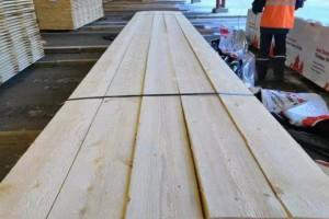 西北木材交易市场白松锯材价格行情_2020年7月15日
