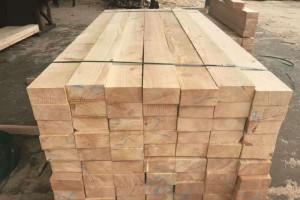 西北木材交易市场铁杉,云杉锯材等价格行情_2020年7月15日