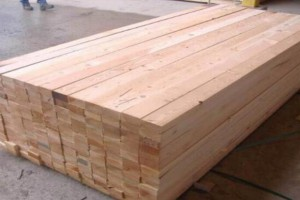 西北木材交易市场红松锯材价格行情_2020年7月15日