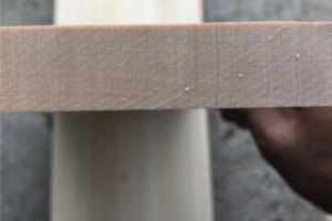 高端木曾桧木板材20cm*30cm*1.2cm球拍板