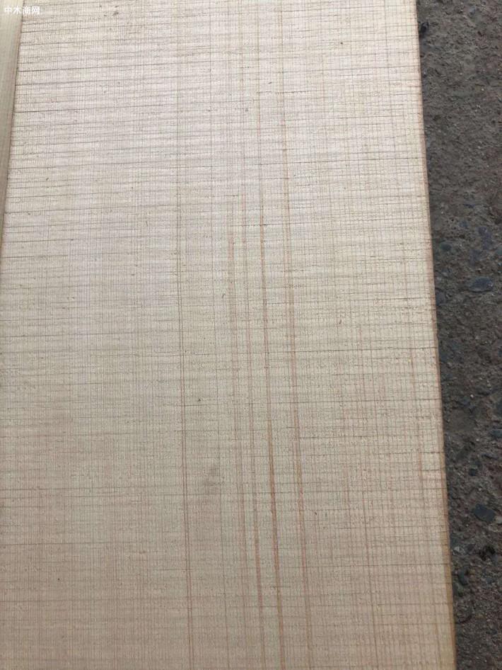 高端木曾桧木板材20cm*30cm*1.2cm球拍板厂家