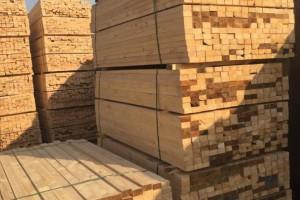 铁杉建筑木方厂家批发