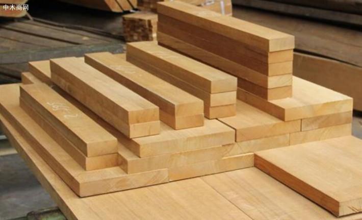 求购:缅甸泰国柚木板材