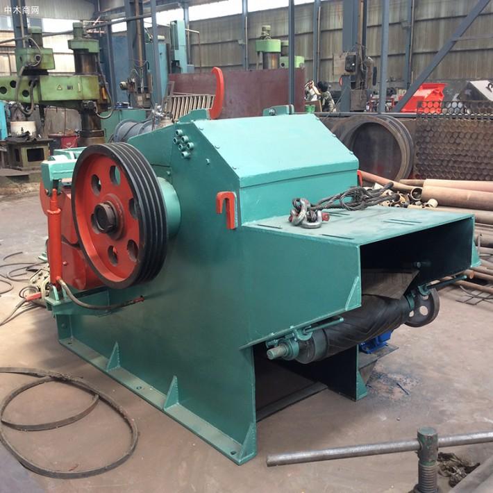 大型废旧木料切片机,移动式多功能鼓式削片机厂家直销供应