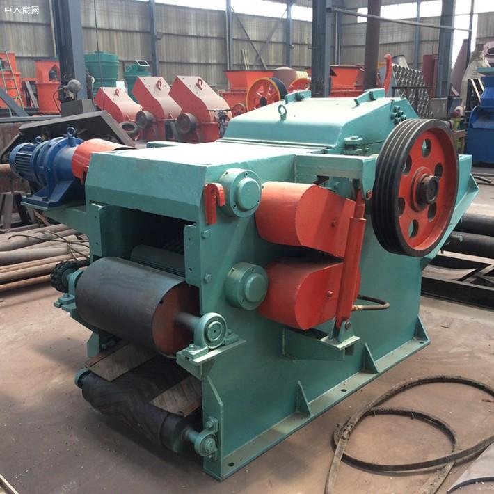 大型废旧木料切片机,移动式多功能鼓式削片机厂家直销产品