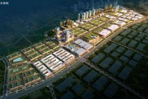 湖南桂阳县领导一行考察南康家具产业园